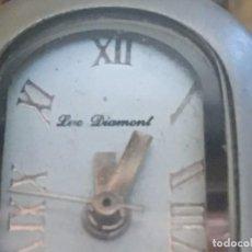Relojes: RELOJ FEMENINO DE PULSERA DIAMONT QUARTZ. Lote 245717975