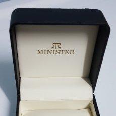 Relojes: ESTUCHE RELOJES MINISTER. Lote 245735690