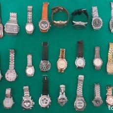 Relojes: COLECCIÓN 250 RELOJES PULSERA MARCAS CUSI EXACTIME CITIZEN CERTINA. Lote 246110250