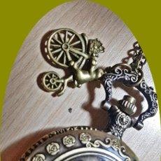 Relojes: RELOJ TEMATICO ALICIA EN EL PAIS DE LAS MARAVILLAS.. Lote 248481195