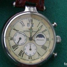 Relojes: RELOJ W M WM OF SWITZERLAND VER FOTOS ESTADO CORRECTO. Lote 264758509