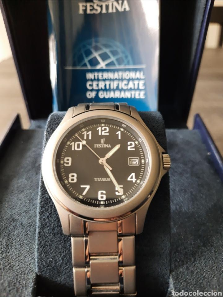 FESTINA TITANIUM F16548 (Relojes - Relojes Actuales - Otros)