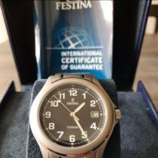 Relojes: FESTINA TITANIUM F16548. Lote 248975620