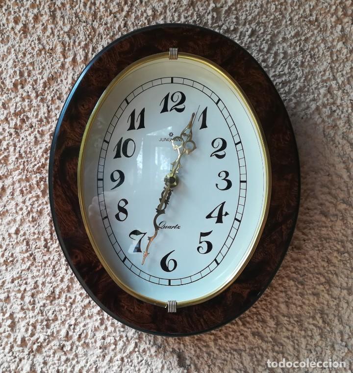 ELEGANTE RELOJ DE PARED - JUNGHANS - (Relojes - Relojes Actuales - Otros)