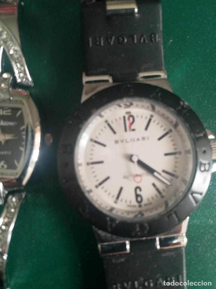 Relojes: Lote 5 relojes ( sin pila o averiados) - Foto 3 - 251176115
