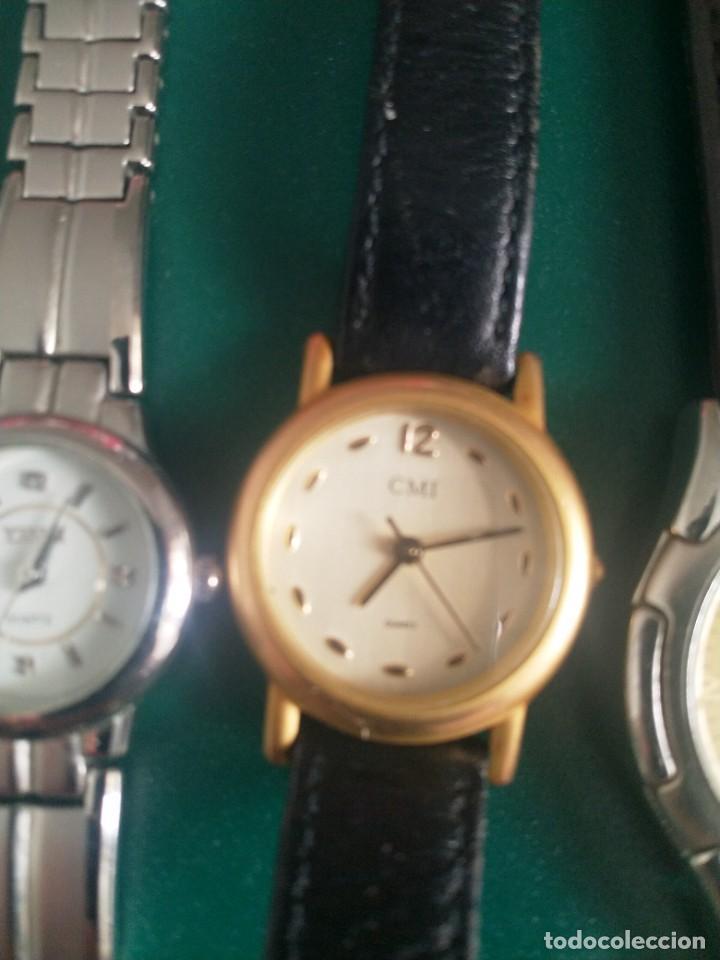 Relojes: Lote 5 relojes ( sin pila o averiados) - Foto 5 - 251176115