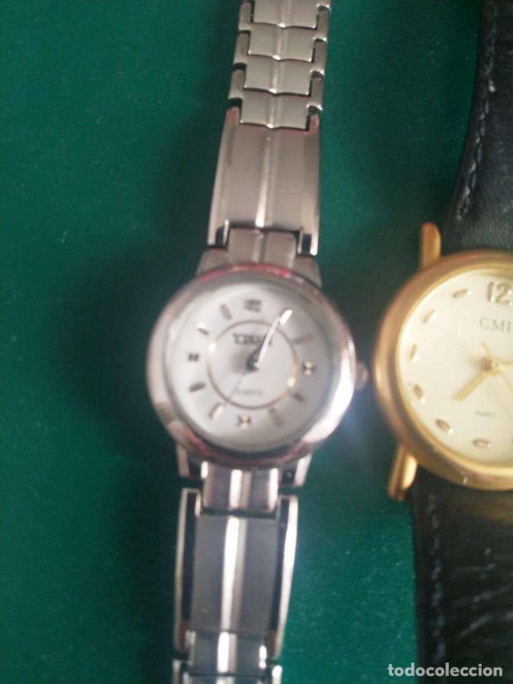 Relojes: Lote 5 relojes ( sin pila o averiados) - Foto 6 - 251176115