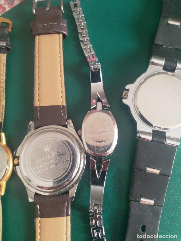 Relojes: Lote 5 relojes ( sin pila o averiados) - Foto 8 - 251176115