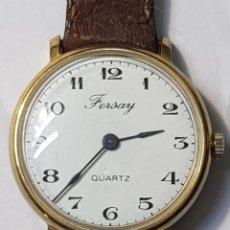 Relojes: RELOJ ANTIGUO QUARZO FERSAY. Lote 251453210