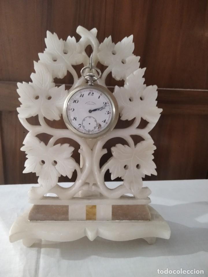 RELOJERA O SOPORTE PARA RELOJ DE BOLSILLO. (Relojes - Relojes Actuales - Otros)