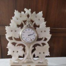 Relojes: RELOJERA O SOPORTE PARA RELOJ DE BOLSILLO.. Lote 207638687