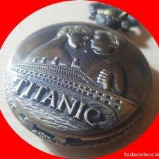 """Relojes: RELOJ TEMATICO """" TITANIC """" BOLSILLO.. Lote 252149830"""