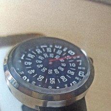 Relojes: RELOJ DE PULSERA GIRATORIO.. Lote 252200070