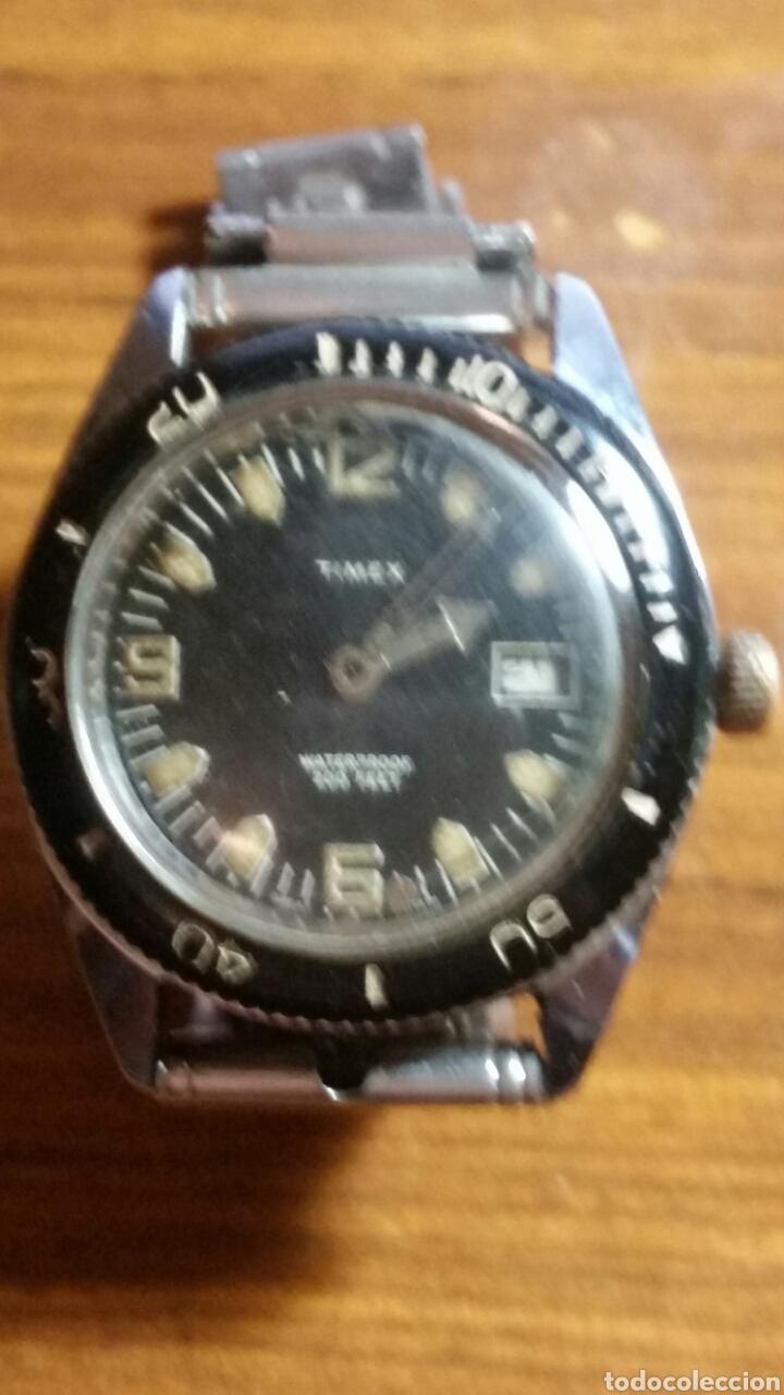 RELOJ DE PULSERA MARCA TIMEX AÑO( MAS O MENOS ) 1970 (Relojes - Relojes Actuales - Otros)