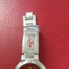 Relojes: RELOJ SEGUNDA MANO CON CALENDARIO MARCA FERRARI. Lote 252937390