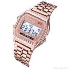 Relojes: RELOJ DIGITAL VINTAGE ALARMA NUEVO. Lote 253212955