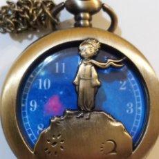 Relojes: RELOJ DE BOLSILLO LE PETIT PRINCE EL PRINCIPITO NUEVO. Lote 253323215