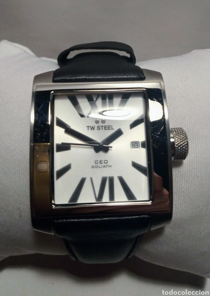 Relojes: RELOJ TW STEEL CEO GOLIATH CE3001 NUEVO DE STOCK - Foto 2 - 253565560
