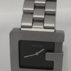 Relojes: GUCCI HOMBRE-UNISEX ¡¡COMO NUEVO!!. Lote 253582075