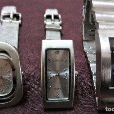 Relojes: LOTE DE 3 RELOJES CUECI QUARTZ. Lote 254178545