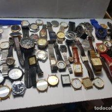 Relojes: ESPECTACULAR LOTE RELOJES TODOS LOS DE LAS FOTOS MÁS DE 50. Lote 254844175