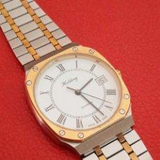 Relojes: RELOJ HOLDING QWARTZ BICOLOR COMO NUEVO.. Lote 254995390