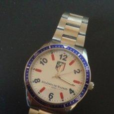 """Relojes: EXCLUSIVO RELOJ CENTENARIO ATLÉTICO DE MADRID 1903 - 2003 REGALO DE EL CLUB A """"MÁGICO"""" PAULO ROBERTO. Lote 257469915"""