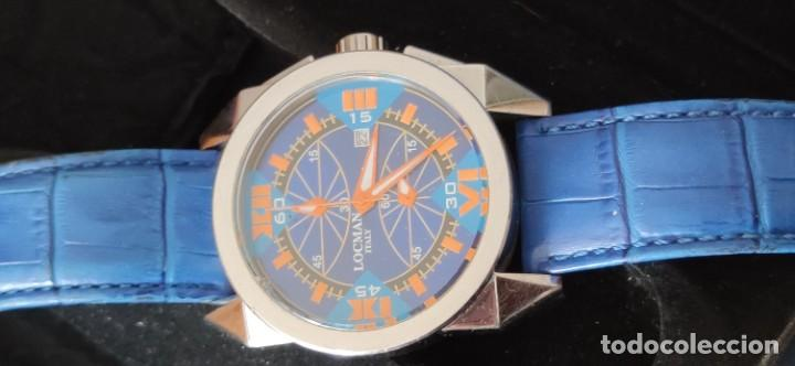 Relojes: PRECIOSO CRONOGRAFO LOCMAN, QUARZO, EN PERFECTO ESTADO. - Foto 6 - 257657380