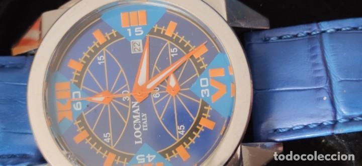 Relojes: PRECIOSO CRONOGRAFO LOCMAN, QUARZO, EN PERFECTO ESTADO. - Foto 7 - 257657380