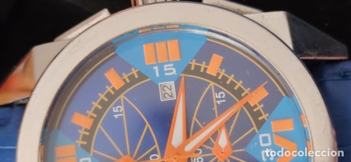 Relojes: PRECIOSO CRONOGRAFO LOCMAN, QUARZO, EN PERFECTO ESTADO. - Foto 8 - 257657380