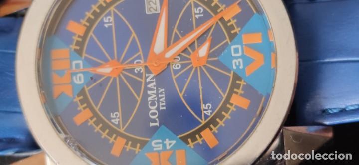 Relojes: PRECIOSO CRONOGRAFO LOCMAN, QUARZO, EN PERFECTO ESTADO. - Foto 9 - 257657380