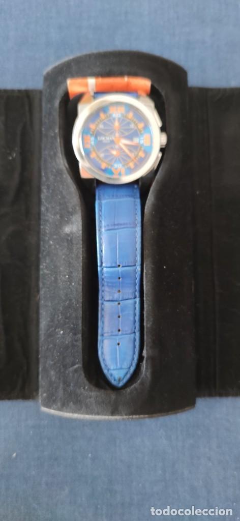 Relojes: PRECIOSO CRONOGRAFO LOCMAN, QUARZO, EN PERFECTO ESTADO. - Foto 23 - 257657380