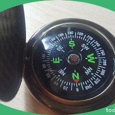 Relojes: FORMATO RELOJ DE BOLSILLO CON BRUJULA. Lote 257823245