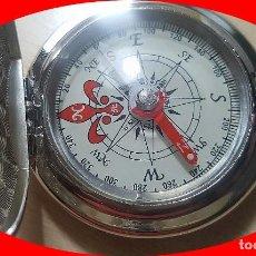 Relojes: FORMATO RELOJ BOLSILLO CON BRUJULA. Lote 257824140