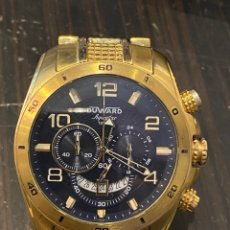 Relojes: RELOJ DE PULSERA DE QUARTZ DUWARD AQUASTAR CHRONOMETRO. Lote 257955955