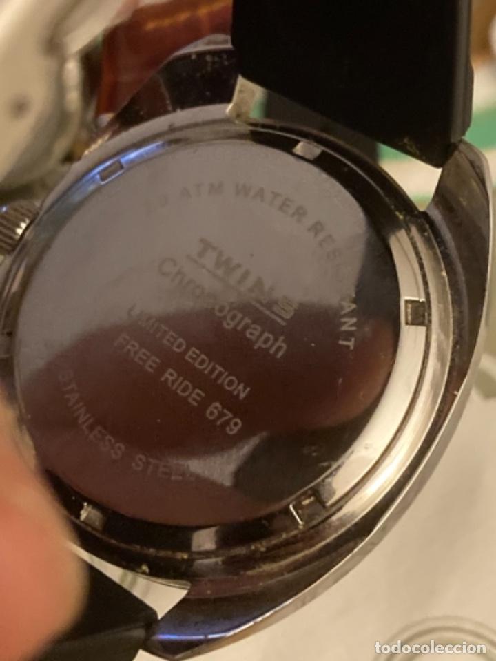 RELOJ DE CUARZO TWINS MUY BUEN ESTADO (Relojes - Relojes Actuales - Otros)