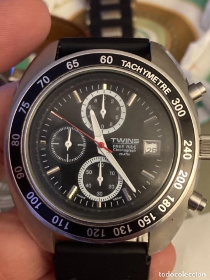 Relojes: Reloj de cuarzo twins muy buen estado - Foto 2 - 258215810