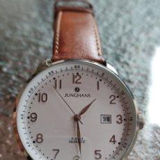 Relógios: RELOJ CABALLERO JUNGHANS 5ATM CUARTZ. FUNCIONANDO PERFECTAMENTE.. Lote 259245330