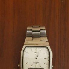 Relojes: RELOJ VINTAGE CASIO QUARTZ 308 AQ-224W. Lote 275742188