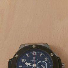 Orologi: RELOJ HUBLOT QUARTZ BIG BANG 8010. Lote 260267925