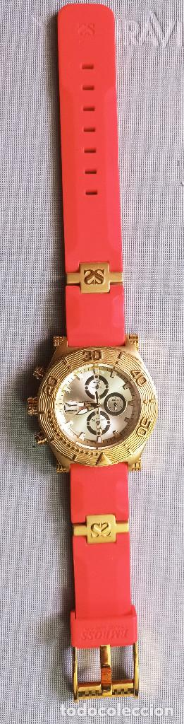 Relojes: BONITO RELOJ EMBOSS TIME SCUBA MASTER 5mic/18K GOLD - Foto 6 - 260365320