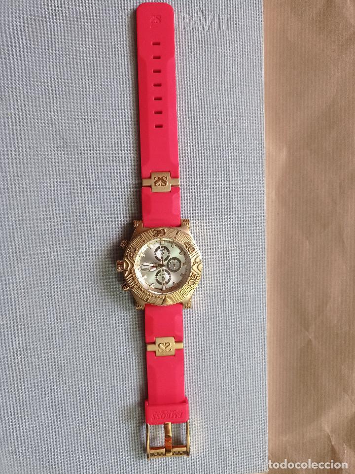 Relojes: BONITO RELOJ EMBOSS TIME SCUBA MASTER 5mic/18K GOLD - Foto 12 - 260365320