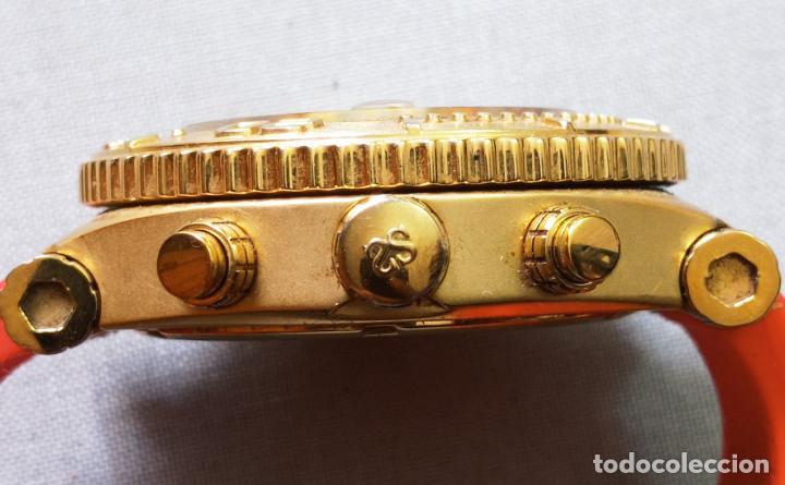 Relojes: BONITO RELOJ EMBOSS TIME SCUBA MASTER 5mic/18K GOLD - Foto 15 - 260365320