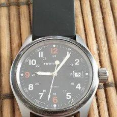 Relojes: RELOJ HAMILTON KHAKI QUARTZ. Lote 260626505