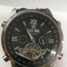 Relojes: RELOJ CONSTANTIN DUMONT AUTOMATIC CON CALENDARIO. Lote 260685515