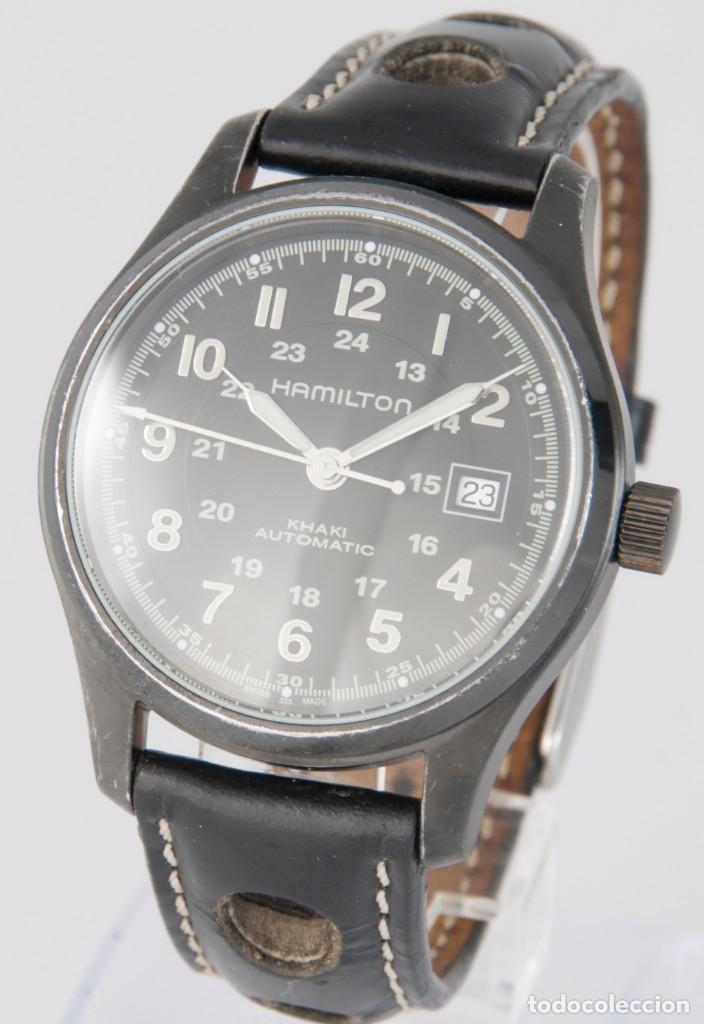 Relojes: Hamilton Khaki Automatic Ref: H705850 - Foto 2 - 261033810
