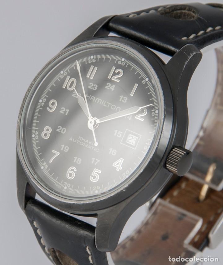 Relojes: Hamilton Khaki Automatic Ref: H705850 - Foto 4 - 261033810