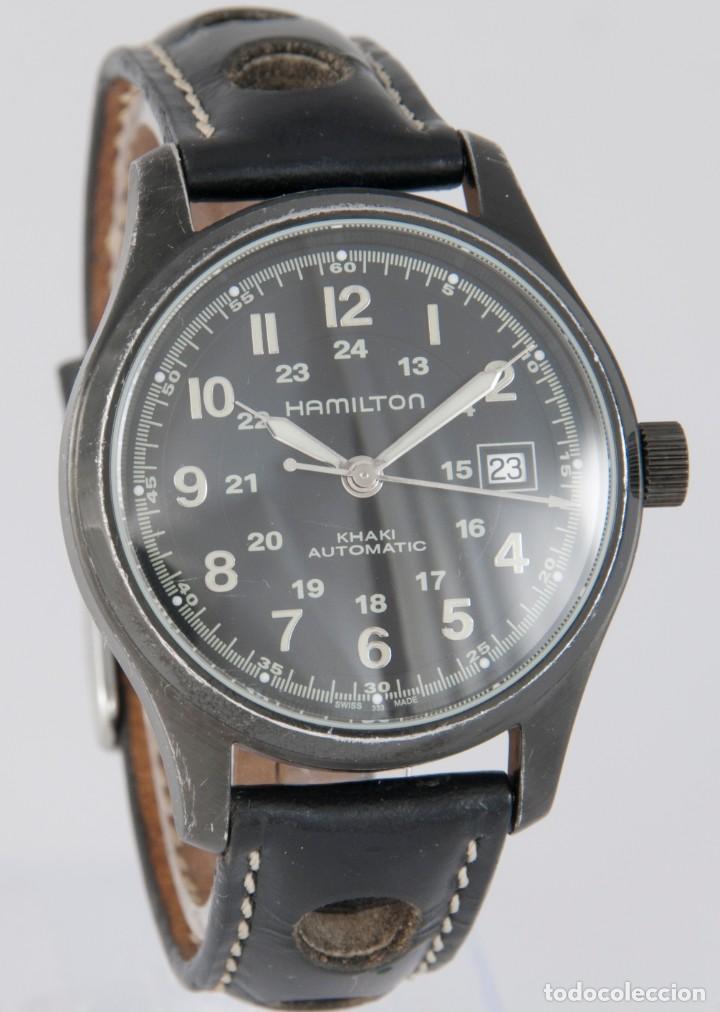 Relojes: Hamilton Khaki Automatic Ref: H705850 - Foto 6 - 261033810