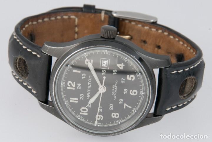 Relojes: Hamilton Khaki Automatic Ref: H705850 - Foto 9 - 261033810