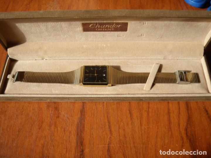 Relojes: RELOJ ORIENT CHANDOR NO FUNCIONA - Foto 7 - 261099260